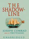 The Shadow-Line (MP3)