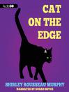 Cat on the Edge (MP3): Joe Grey Series, Book 1