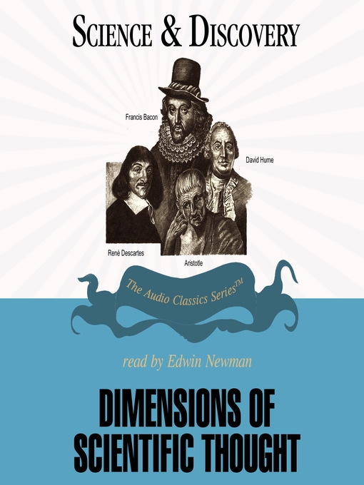 Dimensions of Scientific Thought (MP3)