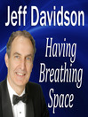 Having Breathing Space (MP3)