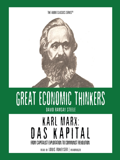 Karl Marx: Das Kapital (MP3): From Capitalist Exploitation to Community Revolution