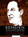 Rothstein (MP3): The Life, Times, and Murder of the Criminal Genius Who Fixed the 1919 World Series