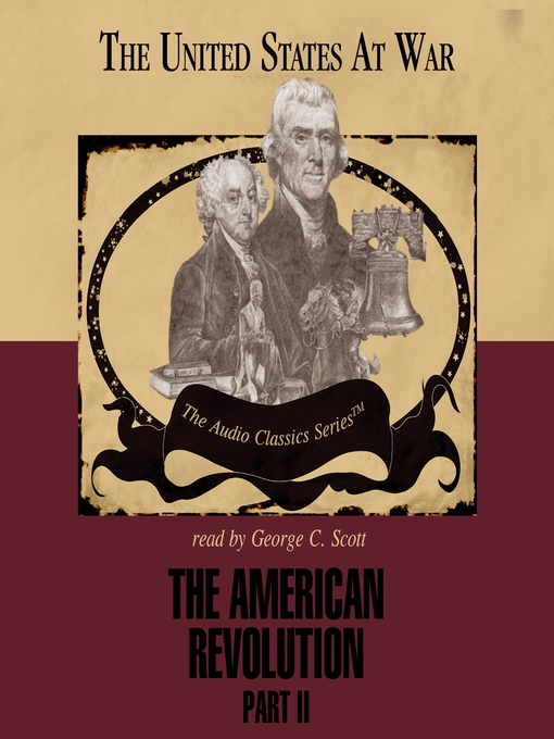 The American Revolution, Part II (MP3)