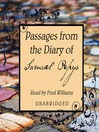 Passages from the Diary of Samuel Pepys (MP3)