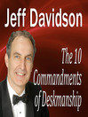 The 10 Commandments of Deskmanship (MP3)