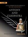 Antony and Cleopatra (MP3)