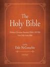 The Holy Bible (MP3): Holman Christian Standard Bible (HCSB)