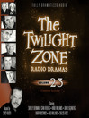 The Twilight Zone Radio Dramas, Volume 23 (MP3)