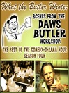 What the Butler Wrote (MP3): Scenes from the Daws Butler Workshop