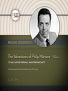 The Adventures of Philip Marlowe, Volume 1 (MP3)