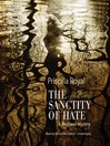 The Sanctity of Hate (MP3): Medieval Mystery Series, Book 9