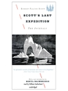 Scott's Last Expedition (MP3): The Journals