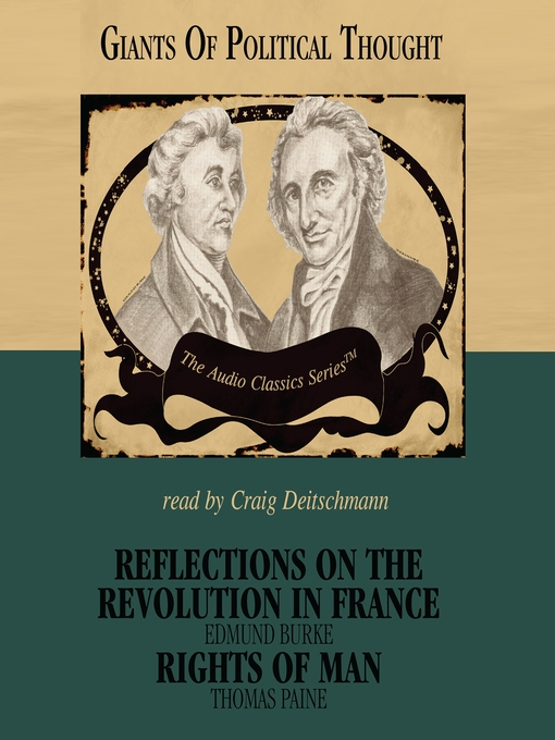 Reflections on the Revolution in France and Rights of Man (MP3)
