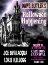 Daws Butler's Halloween Happening (MP3): Cartoon Carnival's Halloween Spooktacular 2