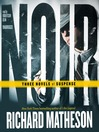 Noir (MP3): Three Novels of Suspense