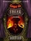 A Living Nightmare (MP3): Cirque Du Freak: The Saga of Darren Shan, Book 1