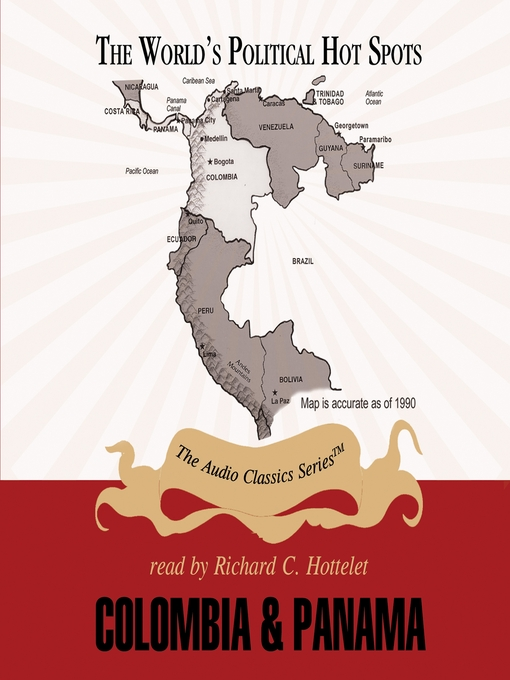 Colombia & Panama (MP3)