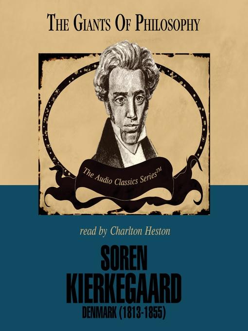 Soren Kierkegaard (MP3): Denmark (1813-1855)