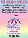 The Best of Cartoon Carnival, Volume 2 (MP3): The Holiday Specials