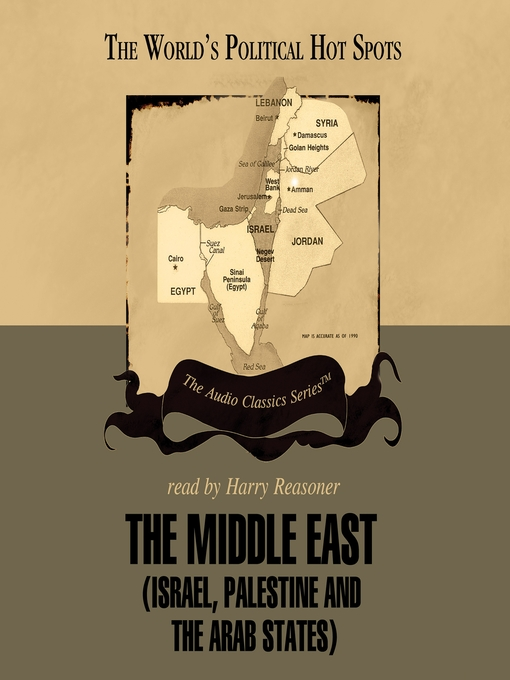 The Middle East (Israel, Palestine & the Arab States) (MP3)