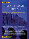 Great Classic Stories II (MP3): 18 Unabridged Classics