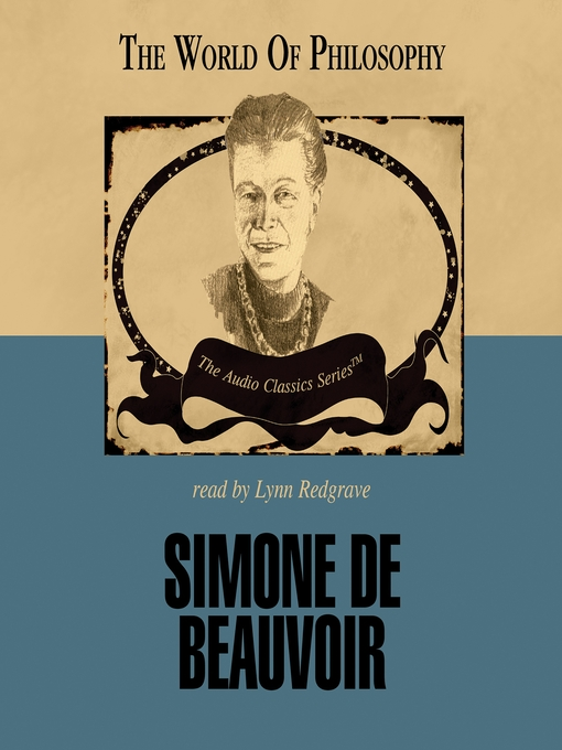 Simone de Beauvoir (MP3)
