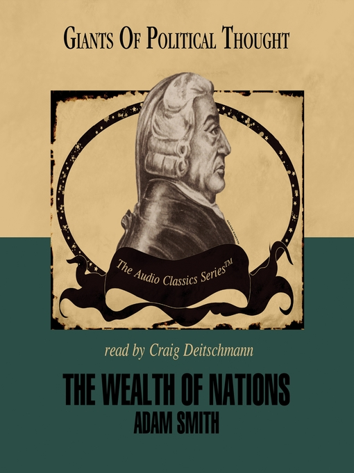 The Wealth of Nations (MP3)