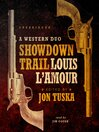 Showdown Trail (MP3): A Western Duo