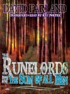 The Sum of All Men (MP3): Runelords Series, Book 1