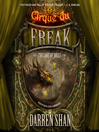 The Lake of Souls (MP3): Cirque Du Freak: The Saga of Darren Shan Series, Book 10
