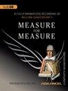 Measure for Measure (MP3)