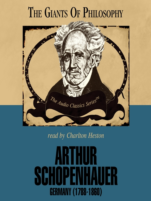 Arthur Schopenhauer (MP3): Germany (1788-1860)