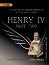 Henry IV, Part 2 (MP3)