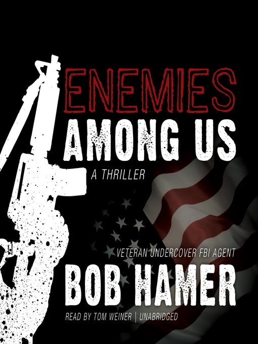 Enemies among Us (MP3): Matt Hogan Series, Book 1