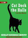 Cat Deck the Halls (MP3): Joe Grey Series, Book 13