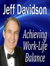 Achieving Work-Life Balance (MP3)