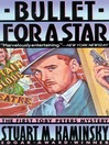 Bullet for a Star (MP3): Toby Peters Mystery Series, Book 1