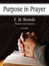 Purpose in Prayer (MP3)