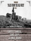 Tales from the Old West, Volume 2 (MP3)