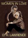Women In Love (MP3): Brangwen Family Series, Book 2