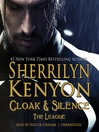 Cloak & Silence (MP3): League Series, Book 6