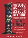 You're Only As Good As Your Next One (MP3): 100 Great Films, 100 Good Films, and 100 for Which I Should Be Shot