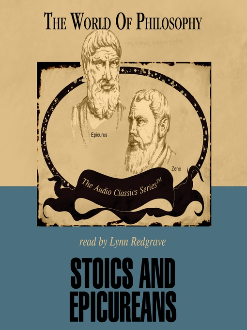 Stoics and Epicureans (MP3)