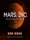 Mars, Inc. (MP3): Billionaire's Club Series, Book 1