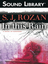 In this Rain (MP3): A Novel Suspense