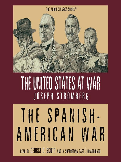 The Spanish-American War (MP3)