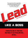 Lead Like a Boss (MP3)