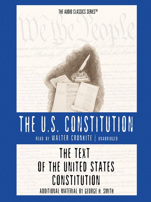 The Text of the United States Constitution (MP3)