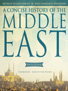 A Concise History of the Middle East, Ninth Edition (MP3)