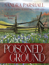 Poisoned Ground (MP3): Rachel Goddard Mystery Series, Book 6